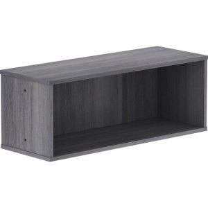 Lorell Panel System Open Storage Cabinet 90281 LLR90281