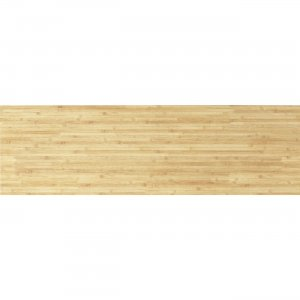 Lorell Makerspace 60x18 Natural Wood Worksurface 00016 LLR00016