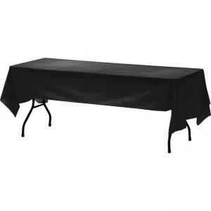 Genuine Joe Plastic Table Covers 00068 GJO00068