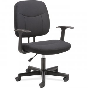 Sadie Seating Fixed Arms Fabric Task Chair VST402 BSXVST402