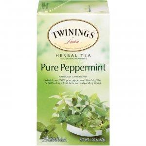 Twinings Pure Peppermint Herbal Tea 09179 TWG09179