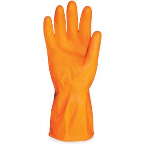 """ProGuard Deluxe Flock Lined 12"""" Latex Gloves 8430MCT PGD8430MCT"""