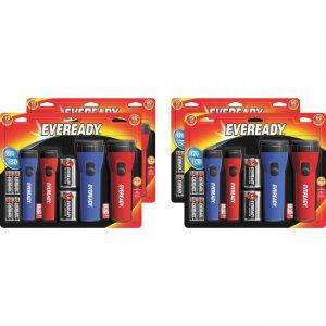 Eveready LED Flashlight Combo Pack EVM5511SCT EVEEVM5511SCT
