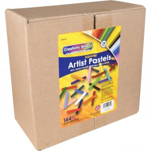 Pacon Creativity Street Square Artist Pastels AC9750 PACAC9750
