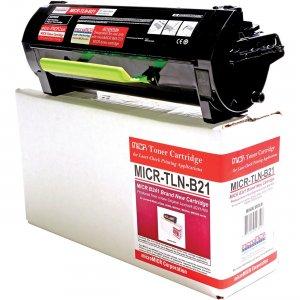 Micromicr Remanufactured Lexmark B241H00 MICR Toner Cartridge TLNB21 MCMTLNB21