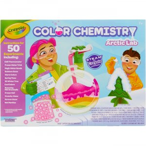 Crayola Color Chemistry Arctic Lab Set 747296 CYO747296