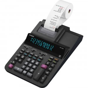 Casio Printing Calculator DR120R CSODR120R DR-120R
