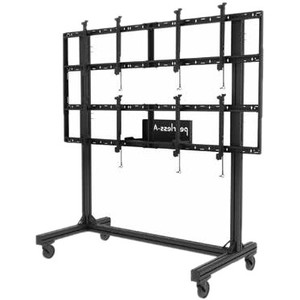 """Peerless-AV Portable Video Wall Cart2x2 Configuration For 46"""" to 60"""" Displays DS-C560-2X2"""