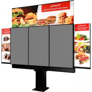 Peerless-AV Xtreme Outdoor Digital Menu Board Kiosk Graphics ACC-DTTP3