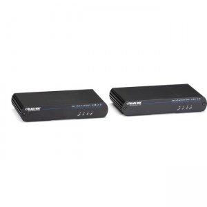 Black Box KVM Extender - DVI-D, USB 2.0, Single-Access, CATx ACU1500A-R3