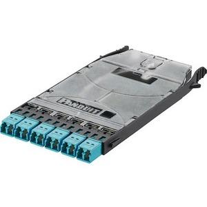 Panduit HD Flex Network Patch Panel FHSZO-12-10R