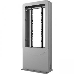 "Peerless-AV Portrait Back-to-Back Kiosk Fits 40"" Displays Less Than 3"" (76mm) Deep KIPC2540B"