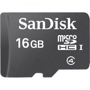 SanDisk 16GB microSDHC Card SDSDQB-016G-AW46