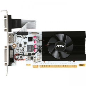 MSI GeForce GT 730 Graphic Card G730K2LPC N730K-2GD5LP/OC
