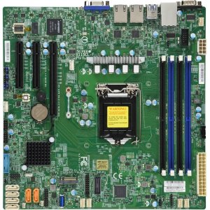 Supermicro Server Motherboard MBD-X11SCL-F-O X11SCL-F