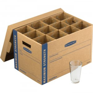 Bankers Box SmoothMove Storage Case 7710302 FEL7710302