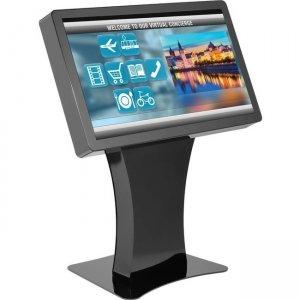 "Peerless-AV Landscape Kiosk Fits 50"" Displays Less Than 3.50"" (89mm) Deep KILH550"