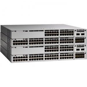 Cisco Catalyst 9300 48-port PoE+, Network Essentials - Refurbished C9300-48P-E-RF C9300-48P