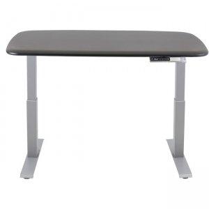 "Ergotron WorkFit Electric Sit-Stand Desk, 46"" Surface Adjustable-Height Desk 98-353-921"