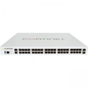 Fortinet FortiGate Network Security/Firewall Appliance FG-140E-POE-BDL-988-12 140E-POE