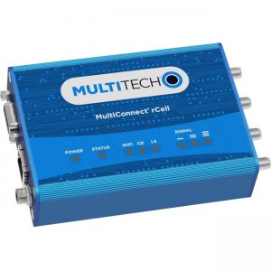 Multi-Tech MultiConnect rCell 100 Modem/Wireless Router MTR-LNA7-B07-US MTR-LNA7