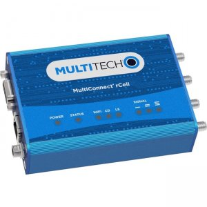 Multi-Tech MultiConnect rCell 100 Modem/Wireless Router MTR-LEU7-B10 MTR-LEU7