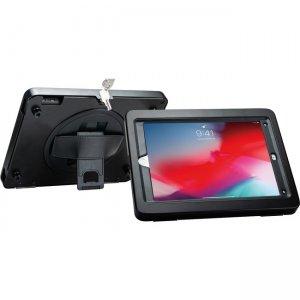 CTA Digital Kickstand Handgrip Case for iPad with Security Enclosure Jacket PAD-KHC9