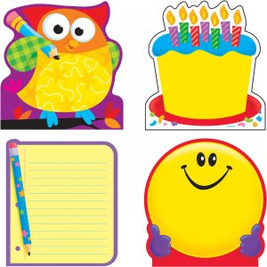 TREND Everyday Favorites Variety Pack Notepads 72911 TEP72911