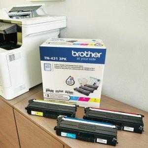 Brother Toner Cartridge TN4313PK TN-431