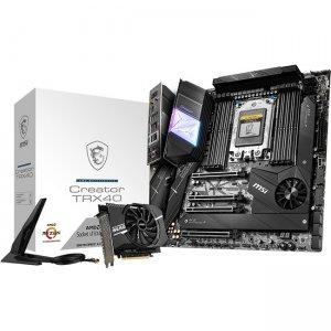 MSI Creator Desktop Motherboard CREATORTRX TRX40