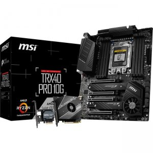MSI Desktop Motherboard TRX40P10G TRX40 PRO 10G