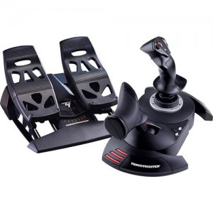 Thrustmaster Full Flight Kit - T-FLIGHT Hotas X + TFRP Rudder Bundle 2960835