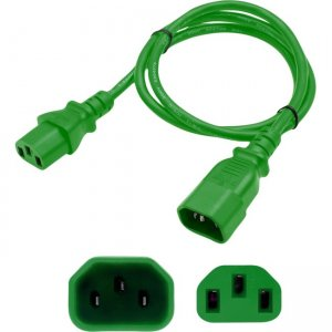 AddOn Power Extension Cord ADD-C132C1418AWG6FT