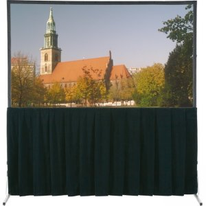 Da-Lite Fast-Fold Skirt 36785