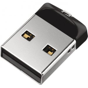 WD-IMSourcing Cruzer Fit 64GB USB 2.0 Type A Flash Drive SDCZ33-064G-B35