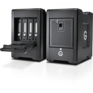 G-Technology G-SPEED Shuttle 4-Bay Storage System 0G10072-1