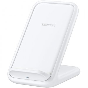 Samsung Wireless Charger Stand 15W, White EP-N5200TWEGUS