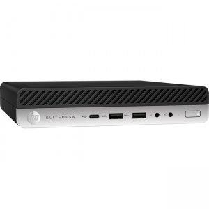 HP EliteDesk 800 G4 Desktop Computer 2B084UT#ABA
