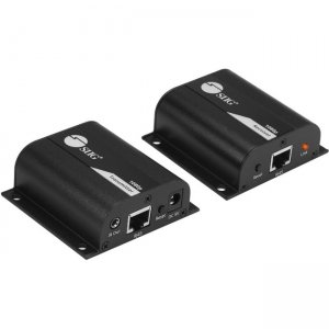 SIIG Full HD HDMI Extender over Cat5e/6 with IR - 164ft CE-H26011-S1