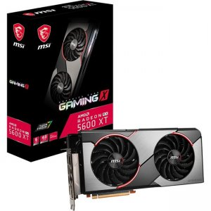 MSI Graphic Card R5600XTGX Radeon RX 5600 XT GAMING X