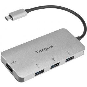 Targus USB-C to 4-Port USB-A Hub ACH226BT
