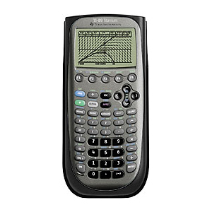 Texas Instruments Graphing Calculator 89T/CLM TI-89 Titanium