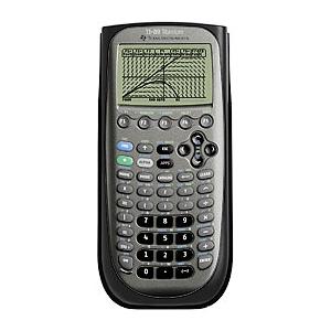 Texas Instruments Graphing Calculator 89T/CLM TI-89 Titanium