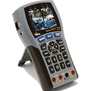 Ideal SecuriTEST PRO CCTV Security Tester 33-892