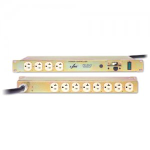 Eaton Powerware ePDU 12-Outlets 1.44kVA PDU TPC12F-A-RCB