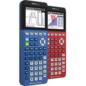 Texas Instruments Graphing Calculator 84PLCE/TBL/1L1/Z TI-84 Plus CE
