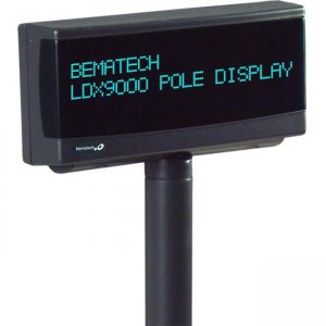 Bematech Pole Display LD9900UP-GY20C LD9900UP