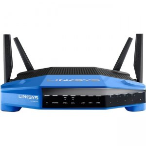 Linksys Dual-Band Wi-Fi Router with Ultra-Fast 1.6 GHz CPU - Refurbished WRT1900ACS-RM2 WRT1900ACS