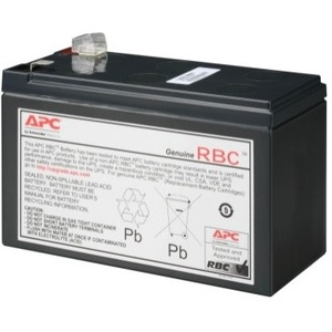 APC by Schneider Electric Replacement Battery Cartridge #158 APCRBC158