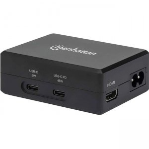 Manhattan Smart Video Power Delivery Charging Hub 130554